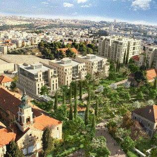 מרום ירושלים שנלר