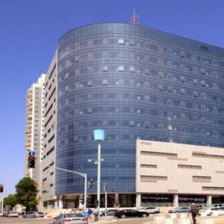 """בניין משרדים 12 קומות, קריית הממשלה ב""""ש"""